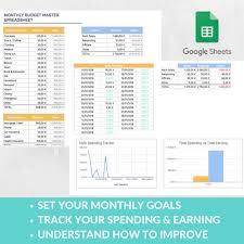 Monthly Spending Calculator Parttime Jobs