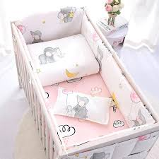 cradle bedding sets baby bedding set pers cotton pattern baby bed set crib quilt cover pillowcase