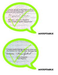 michigan apostille apostilla com Wedding License Genesee County Mi www vitalchek com * birth, marriage and death certificates marriage license genesee county mi