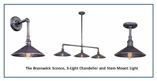 industrial style lighting fixtures. Industrial Style Lighting For Home. Chic Vintage Offerings In Our New Coastal Carolina Collection Fixtures