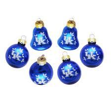 University of Kentucky Christmas Ornament Set of Six