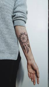 ловец снов татуировка фото