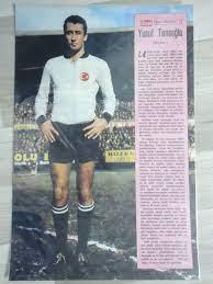 BEŞİKTAŞ – YUSUF TUNAOĞLU Posteri – Bahçeli Sahaf   Futbol,