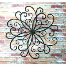 iron wall art. Rod Iron Wall Decor Wrought Cor Best Of Outdoor Metal Art Hanging Faux