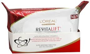 l 039 oreal dermo expertise revitalift wet cleansing towelettes 30 each 071249135631