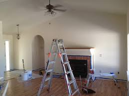 photo of tarnowski painting tracy ca united states interior paint in progress