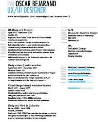 User Experience Designer Resume Delectable Ui Ux Designer Resume Ui Designer Resume Techtrontechnologies