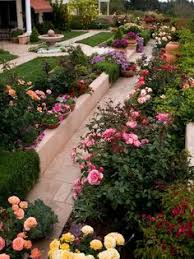 Small Picture Simple Design Ideas Rose Garden Plans flowers Pinterest