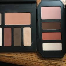 Kvd Shade And Light Rust Comparison Kat Von Ds Eye Contour Palette In Rust Vs The