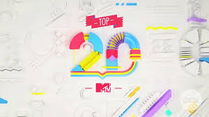 Mtv Charts Top 20 Mtv Networks Mtv Top 20 Videos Motion Graphics Motion