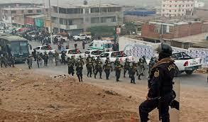 Desalojo en Lomo de Corvina en Villa El Salvador EN VIVO: últimas noticias  del desalojo de invasores