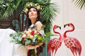 Notre Shooting Mariage S Te Exotique Flamingo Publi Sur