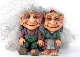 145 Best Noregian Trolls Images On Pinterest Norway Art Dolls