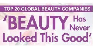 top 20 global beauty panies beauty