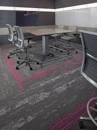 Hyper Earth Tile 12BY36 Mohawk Group mercial Modular Carpet