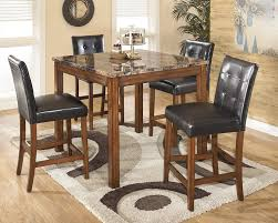 city liquidators furniture home dining room office kitchen table and chairs ashley theo pub set good