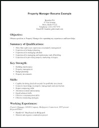 Resume Qualifications And Skills Examples Education Based Examples