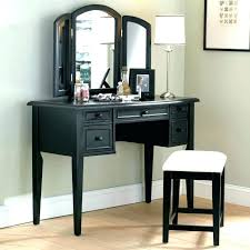 Target Makeup Table White Bedroom Vanity Set With Lights Lighted ...