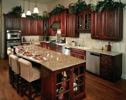 Full Image For Kitchen Decorating With Dark Cabinets Paint Color Ideas  Brown Schemes Gray ...