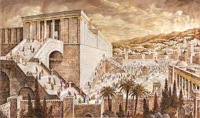 Image result for the Second Temple.