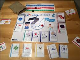 Drugs Vs Bugs An Antimicrobial Resistance Board Game