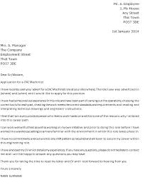 Cnc Machinist Cover Letter - Kleo.beachfix.co