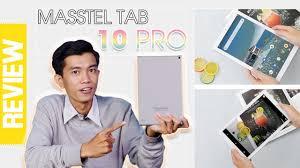 Đánh giá Masstel Tab 10 Pro: Chiếc máy tính bảng giá rẻ còn sót lại! -  YouTube