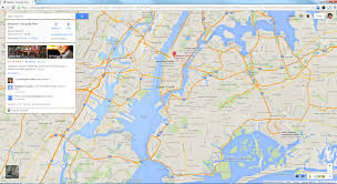 website design and development  new google maps integration with