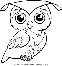 Halloween Owls Coloring Pages Cute Owl Coloring Pages Cute Owl