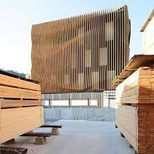 Atelier U20, Yannick Wegner  Community Centre Spinelli