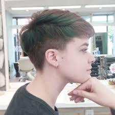 真似したい美人度アップの刈り上げベリーショート10選hair