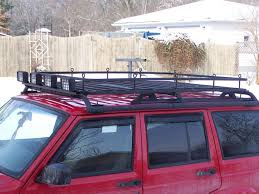 roof rack lights wiring routing etc now if i could only get the quad up there i d b set
