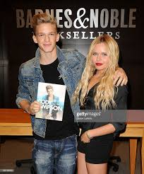Cody Simpson and sister Alli Simpson ...