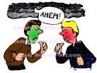 quarrelling