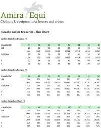 Cavallo Caja Grip Breeches Micro Premium 770
