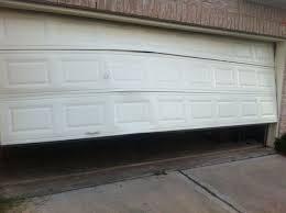 broken garage doorRemarkable Garage Door Panel Repair North Hollywood Ca are