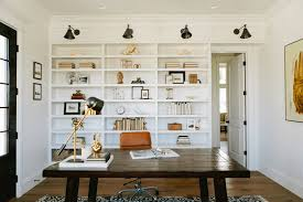 elegant modern home office furniture. Home Office Modern Home. Collect This Idea 25-home-office-ideas- Elegant Furniture