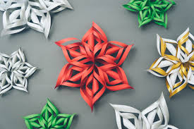 paper snowflakes 3d 21 awesome 3d paper snowflake ideas free premium templates