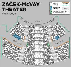 Victory Theater Seating Chart
