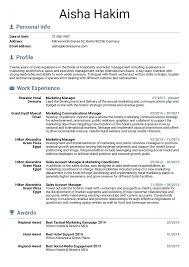Sheraton Hotel Marketing Manager Resume Sample Samples