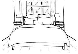 bed drawing easy.  Bed Find More Throughout Bed Drawing Easy D