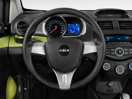 Image: 2015 Chevrolet Spark 5dr HB CVT LS Steering Wheel, size ...