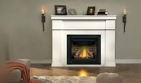 napoleon gas fireplace insert modern contemporary fire crystals glass linear reviews