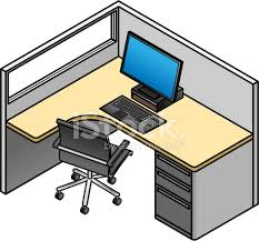 office cubicle clipart. Wonderful Clipart Office Cubicle For Clipart E