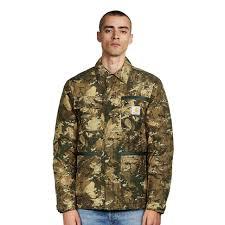 Carhartt WIP - Gore Tex Michigan Coat (Camo Combi)