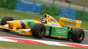 auction track ultimate track day auction features classic f1 benetton b196 autoweek