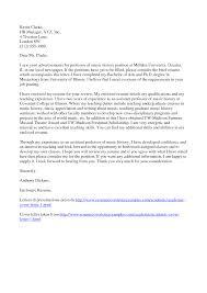 Cover Letter For College Teacher Ameliasdesalto Com
