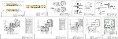 Проекты детских садов скачать Чертежи РУ Чертежи РУ Курсовой проект Детский сад ясли на 140 мест 39 х 39 м в г