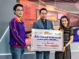 น้ำดื่ม วิตอะเดย์ วิตามินวอเตอร์ ร่วมกับ รายการเรื่องเล่าเช้านี้ โครงการ  เรื่องเล่าแบ่งปัน ช่วยคนไทยทุกคนผ่านพ้นวิกฤตโควิด-19 มูลค่า 1,000,000 บาท