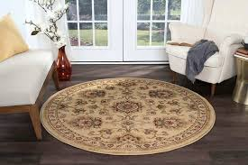 area rug beautiful 8 round traditional oriental beige rugs 8x10 blue and gray